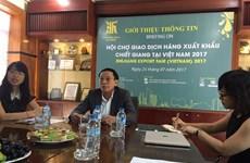Bientôt une foire commerciale chinoise à Hanoi