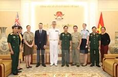 Le Vietnam et l'Australie renforcent leur coopération dans la défense