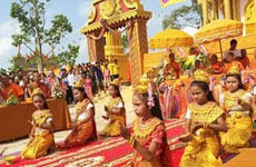Journée culturelle, sportive et touristique des Khmers