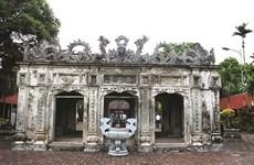 Tourisme spirituel au temple de Duc Thánh Nguyên