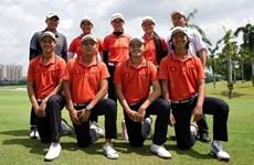 SEA Games 29 : tous les espoirs sont permis pour les golfeurs vietnamiens