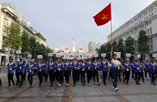 La délégation vietnamienne vise haut aux SEA Games 29