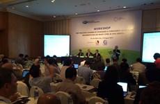 APEC:  la ville intelligente au débat d'une réunion de la SOM3 à HCMV