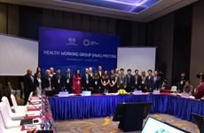 Début de la 4e journée de la SOM 3 à Ho Chi Minh-Ville et Can Tho