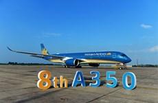 Vietnam Airlines reçoit son huitième A350-900 XWB