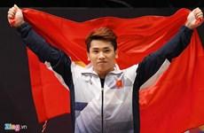 SEA Games 29 : deux nouvelles médailles d'or grâce à l'haltérophilie