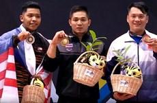 SEA Games : le Vietnam termine à 3e place avec 58 médailles d'or