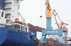 Vinalines coopère avec la Belgique dans l'industrie portuaire et logistique