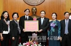 Aide de la Thaïlande aux provinces septentrionales touchées par les crues