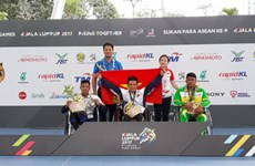 ASEAN ParaGames 9: le Vietnam dans le top 3