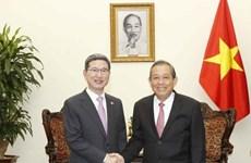 Le Vietnam souhaite approfondir les liens avec la R. de Corée