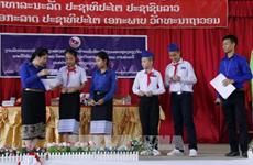 Concours de connaissances sur les relations Laos-Vietnam