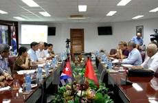 Syndicalisme: Vietnam et Cuba conviennent de resserrer leur coopération