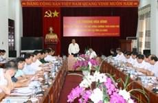 Lai Chau appelée à moderniser ses infrastructures