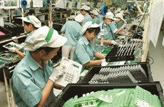 Le Vietnam attire 25,4 milliards de dollars d'IDE depuis début 2017