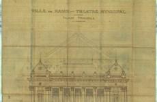 Exposition : l'architecture française au cœur de Hanoï