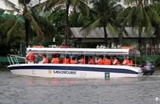 Ho Chi Minh-Ville : sept nouveaux circuits touristiques par voie fluviale