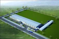 Inauguration d'une usine du groupe japonais Ohtsuka Sangyo Material à Ha Nam