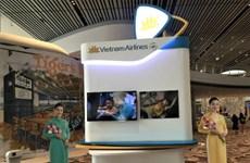 Vietnam Airlines exploitera l'aérogare la plus moderne de Singapour