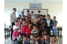 École primaire d'amitié Khmer - Vietnam à Phnom Penh