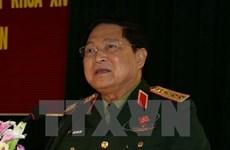 Le Vietnam assiste à la 11ème ADMM aux Philippines
