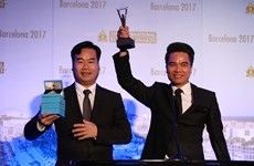 Viettel primé aux Stevie Awards 2017