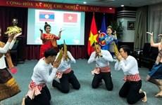 Échange d'amitié Vietnam - Laos à Shanghai