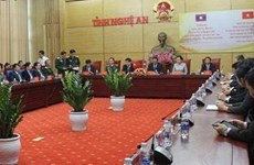 Le Laos au soutien des victimes des inondations au Centre