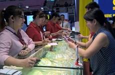 Plus de 200 stands à la foire internationale de la joaillerie du Vietnam 2017