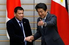 Le Japon soutient le processus de développement des Philippines