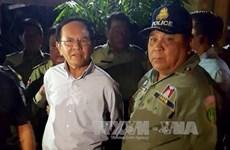 Cambodge : audience concernant la dissolution du CNRP prévue le 16 novembre