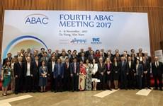 APEC 2017: Ouverture de la quatrième réunion de l'ABAC à Da Nang