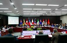 La réunion ministérielle du TPP à Da Nang