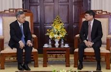 La Chine est prête à partager son expérience dans la restructuration bancaire avec le Vietnam