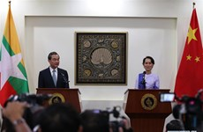 La Chine propose la mise en place d'un couloir économique avec le Myanmar