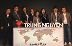 Inauguration d'un bureau de représentation de Trung Nguyên à Shanghai