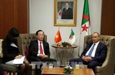 Vietnam-Algérie : volonté commune de renforcer la coopération dans l'agriculture et la pêche