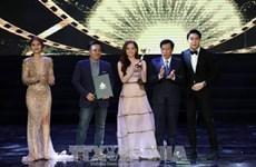 Clôture du 20ème Festival du film vietnamien à Da Nang