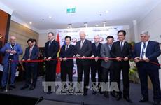 Ouverture de l'Expo - Russia Vietnam 2017