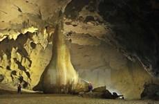 Découverte de 58 nouvelles grottes à Quang Binh