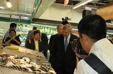 Forts engagements dans l'aquaculture et la pêche