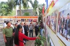 Expositions sur l'Insurrection générale du Printemps 1968 et les réalisations du Vietnam