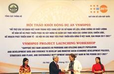 FNUAP: aide de 4,3 millions d'USD pour une base de données sur la démographie