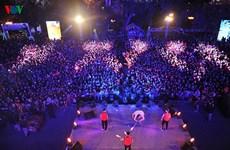 Hanoi: une foule d'activités pour saluer le Nouvel An 2018