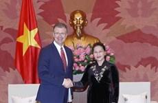 Le Vietnam attachait de l'importance à ses relations avec les Etats-Unis