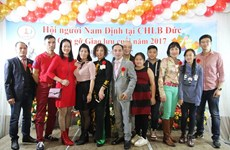 La diaspora vietnamienne d'Allemagne consolide la solidarité