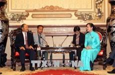Laos et Vietnam partagent des expériences dans la gestion foncière