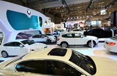 2018 : âpre concurrence dans le segment des automobiles de luxe