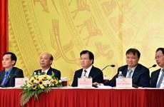 Le groupe du charbon et du minerai du Vietnam définit ses missions en 2018