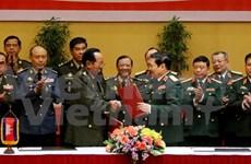Les armées vietnamienne et cambodgienne travaillent en bonne intelligence